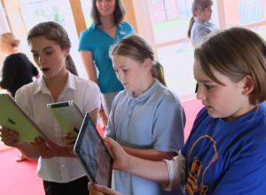 Realidad aumentada en escuelas utlizando Aurasma